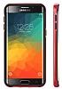 Spigen Neo Hybrid Carbon Samsung Galaxy S6 Edge Plus Kırmızı Kılıf - Resim 1