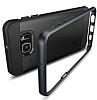 Spigen Neo Hybrid Carbon Samsung Galaxy S6 Edge Plus Koyu Mavi Kılıf - Resim 1