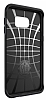 Spigen Neo Hybrid Carbon Samsung Galaxy S6 Edge Plus Koyu Mavi Kılıf - Resim 3