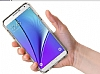 Spigen Neo Hybrid Crystal Samsung Galaxy Note 5 Mavi Kılıf - Resim 5