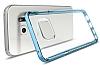 Spigen Neo Hybrid Crystal Samsung Galaxy Note 5 Mavi Kılıf - Resim 2