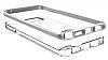 Spigen Neo Hybrid Crystal Samsung Galaxy Note 5 Silver Kılıf - Resim 1