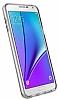 Spigen Neo Hybrid Crystal Samsung Galaxy Note 5 Silver Kılıf - Resim 4