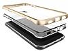 Spigen Neo Hybrid Crystal Samsung Galaxy S6 Edge Plus Gold Kılıf - Resim 3