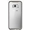 Spigen Neo Hybrid Crystal Samsung Galaxy S8 Plus Gunmetal Silikon Kılıf - Resim 2