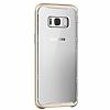Spigen Neo Hybrid Crystal Samsung Galaxy S8 Plus Gold Maple Silikon Kılıf - Resim 6