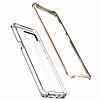 Spigen Neo Hybrid Crystal Samsung Galaxy S8 Plus Gold Maple Silikon Kılıf - Resim 2