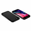 Spigen Neo Hybrid Herringbone iPhone 7 / 8 Shiny Black Kılıf - Resim 5
