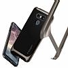 Spigen Neo Hybrid LG G6 Ultra Koruma Gunmetal Kılıf - Resim 8