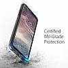 Spigen Neo Hybrid LG G6 Ultra Koruma Gunmetal Kılıf - Resim 2