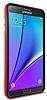 Spigen Neo Hybrid Carbon Samsung Galaxy Note 5 Kırmızı Kılıf - Resim 2