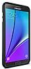 Spigen Neo Hybrid Carbon Samsung Galaxy Note 5 Koyu Mavi Kılıf - Resim 1