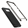 Spigen Neo Hybrid Samsung Galaxy S8 Plus Ultra Koruma Gunmetal Kılıf - Resim 10