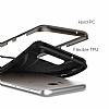 Spigen Neo Hybrid Samsung Galaxy S8 Plus Ultra Koruma Gunmetal Kılıf - Resim 3