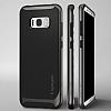 Spigen Neo Hybrid Samsung Galaxy S8 Plus Ultra Koruma Gunmetal Kılıf - Resim 1