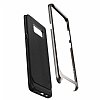 Spigen Neo Hybrid Samsung Galaxy S8 Ultra Koruma Gunmetal Kılıf - Resim 6