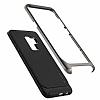 Spigen Neo Hybrid Samsung Galaxy S9 Plus Gunmetal Kılıf - Resim 3