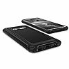 Spigen Rugged Armor Extra Samsung Galaxy S8 Siyah Kılıf - Resim 5