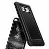 Spigen Rugged Armor Extra Samsung Galaxy S8 Siyah Kılıf - Resim 6