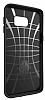 Spigen Rugged Capsule Samsung Galaxy S6 Edge Plus Siyah Kılıf - Resim 1