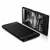 Spigen Rugged Armor Sony Xperia XZ Premium Siyah Kılıf - Resim 4