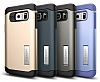 Spigen Slim Armor Samsung Galaxy Note 5 Gold Kılıf - Resim 5