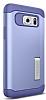 Spigen Slim Armor Samsung Galaxy Note 5 Mor Kılıf - Resim 1