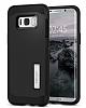 Spigen Slim Armor Samsung Galaxy S8 Plus Siyah Kılıf - Resim 6