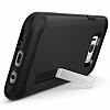 Spigen Slim Armor Samsung Galaxy S8 Plus Siyah Kılıf - Resim 3