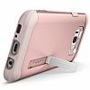 Spigen Slim Armor Samsung Galaxy S8 Plus Rose Gold Kılıf - Resim 2