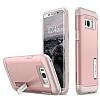 Spigen Slim Armor Samsung Galaxy S8 Plus Rose Gold Kılıf - Resim 6