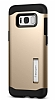 Spigen Slim Armor Samsung Galaxy S8 Plus Gold Maple Kılıf - Resim: 1