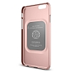 Spigen Thin Fit iPhone 6 Plus / 6S Plus Rose Gold Rubber Kılıf - Resim: 5