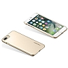 Spigen Thin Fit iPhone 7 Plus Gold Rubber Kılıf - Resim: 4