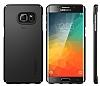 Spigen Thin Fit Samsung Galaxy S6 Edge Plus Siyah Kılıf - Resim 3