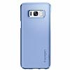 Spigen Thin Fit Samsung Galaxy S8 Plus Blue Coral Rubber Kılıf - Resim 4