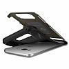 Spigen Tough Armor Samsung Galaxy S8 Plus Gunmetal Kılıf - Resim 5