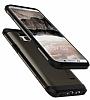 Spigen Tough Armor Samsung Galaxy S8 Plus Gunmetal Kılıf - Resim 1