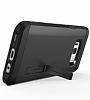 Spigen Tough Armor Samsung Galaxy S8 Plus Siyah Kılıf - Resim 3