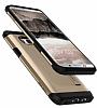 Spigen Tough Armor Samsung Galaxy S8 Plus Gold Maple Kılıf - Resim 1