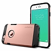 Spigen Tough Armor iPhone 6 / 6S Rose Gold Kılıf - Resim: 1