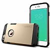 Spigen Tough Armor iPhone 6 Plus / 6S Plus Gold Kılıf - Resim: 2