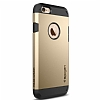 Spigen Tough Armor iPhone 6 Plus / 6S Plus Gold Kılıf - Resim: 3