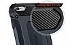 Spigen Tough Armor Tech iPhone 6 Plus / 6S Plus Gunmetal Kılıf - Resim: 10