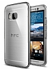 Spigen Ultra Hybrid HTC One M9 Space Crystal Rubber Kılıf - Resim 5