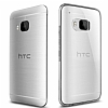 Spigen Ultra Hybrid HTC One M9 Space Crystal Rubber Kılıf - Resim 9