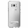 Spigen Ultra Hybrid S Samsung Galaxy S8 Ultra Koruma Şeffaf Kılıf - Resim 3