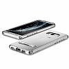 Spigen Ultra Hybrid S Samsung Galaxy S8 Ultra Koruma Şeffaf Kılıf - Resim 1