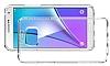 Spigen Ultra Hybrid Samsung Galaxy Note 5 Crystal Kılıf - Resim 4