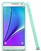 Spigen Ultra Hybrid Samsung Galaxy Note 5 Yeşil Kılıf - Resim 3